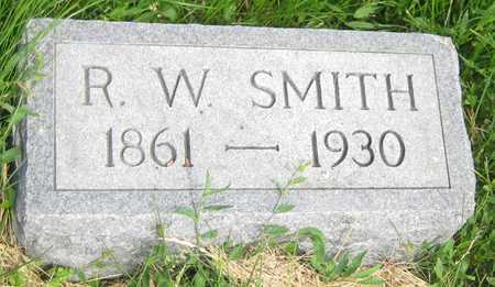 SMITH, RICHARD WILLIAM - Saline County, Nebraska | RICHARD WILLIAM SMITH - Nebraska Gravestone Photos