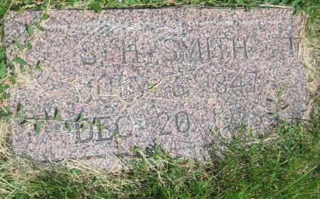 SMITH, SEATONHON H. - Saline County, Nebraska   SEATONHON H. SMITH - Nebraska Gravestone Photos