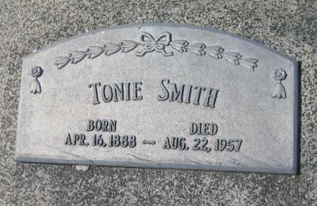 """SMITH, ANTONIA """"TONIE"""" - Saline County, Nebraska   ANTONIA """"TONIE"""" SMITH - Nebraska Gravestone Photos"""