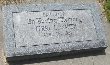 SMITH, TERRI L. - Saline County, Nebraska | TERRI L. SMITH - Nebraska Gravestone Photos
