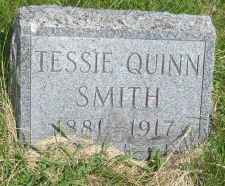 SMITH, TESSIE IDA - Saline County, Nebraska | TESSIE IDA SMITH - Nebraska Gravestone Photos