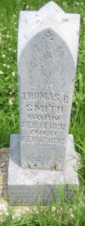 SMITH, THOMAS R. - Saline County, Nebraska | THOMAS R. SMITH - Nebraska Gravestone Photos