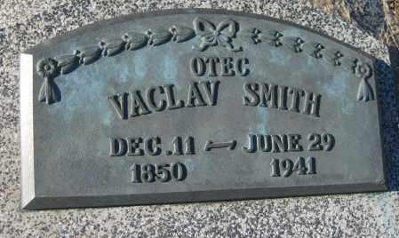 SMITH, VACLAV - Saline County, Nebraska | VACLAV SMITH - Nebraska Gravestone Photos