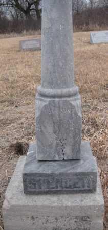 SPENCER, BESSIE - Saline County, Nebraska   BESSIE SPENCER - Nebraska Gravestone Photos