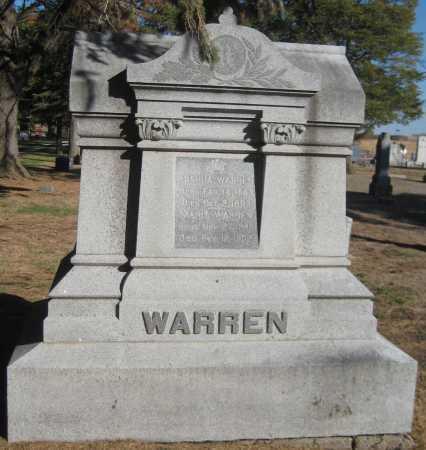 WARREN, MARIA - Saline County, Nebraska | MARIA WARREN - Nebraska Gravestone Photos