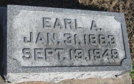 WINTERMUTE, EARL A. - Saline County, Nebraska | EARL A. WINTERMUTE - Nebraska Gravestone Photos