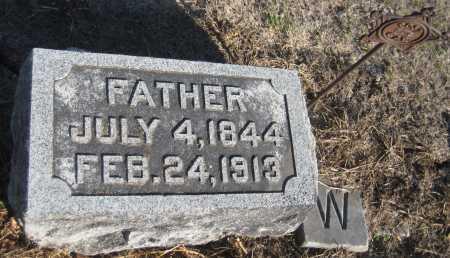WINTERMUTE, FATHER - Saline County, Nebraska | FATHER WINTERMUTE - Nebraska Gravestone Photos