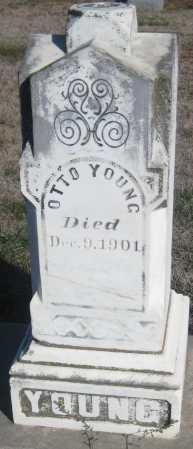 YOUNG, OTTO - Saline County, Nebraska | OTTO YOUNG - Nebraska Gravestone Photos