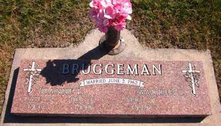 BRUGGEMAN, WARREN L. - Sarpy County, Nebraska | WARREN L. BRUGGEMAN - Nebraska Gravestone Photos