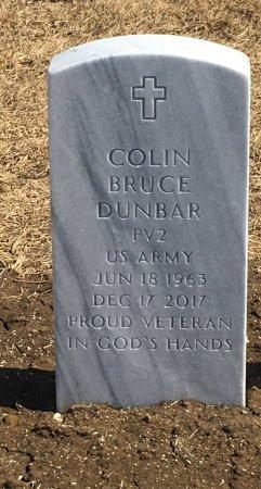 DUNBAR, COLIN - Sarpy County, Nebraska   COLIN DUNBAR - Nebraska Gravestone Photos