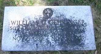 GEHRINGER, WILLIAM C. - Sarpy County, Nebraska | WILLIAM C. GEHRINGER - Nebraska Gravestone Photos