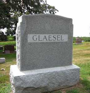 GLAESEL, FAMILY - Sarpy County, Nebraska   FAMILY GLAESEL - Nebraska Gravestone Photos