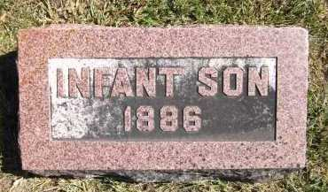 SAALFELD, INFANT SON - Sarpy County, Nebraska | INFANT SON SAALFELD - Nebraska Gravestone Photos