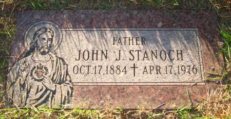STANOCH, JOHN J. - Sarpy County, Nebraska   JOHN J. STANOCH - Nebraska Gravestone Photos