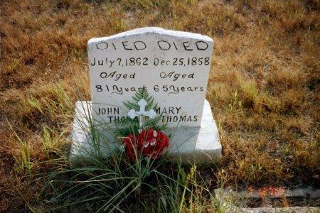THOMAS, JOHN - Sarpy County, Nebraska   JOHN THOMAS - Nebraska Gravestone Photos