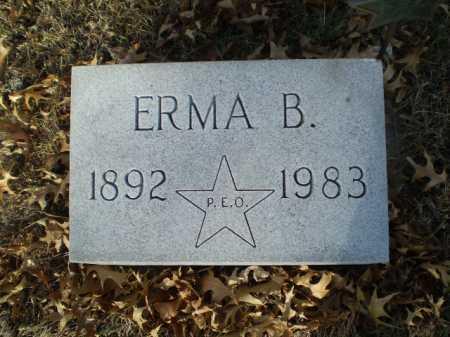 BARTA, ERMA B - Saunders County, Nebraska | ERMA B BARTA - Nebraska Gravestone Photos
