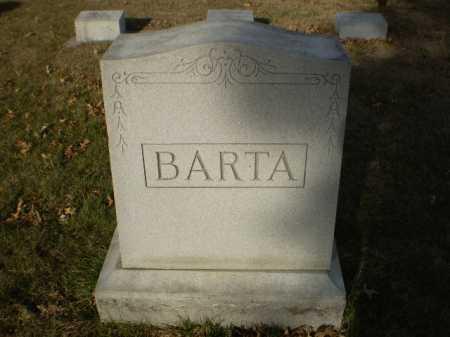 BARTA, (FAMILY MONUMENT) - Saunders County, Nebraska | (FAMILY MONUMENT) BARTA - Nebraska Gravestone Photos