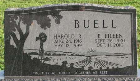 BUELL, HAROLD R. - Saunders County, Nebraska | HAROLD R. BUELL - Nebraska Gravestone Photos