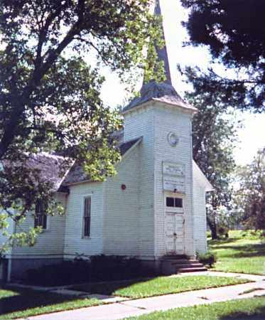 CHURCH, MARIETTA PRESBYTERIAN - Saunders County, Nebraska | MARIETTA PRESBYTERIAN CHURCH - Nebraska Gravestone Photos