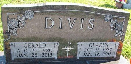DIVIS, GERALD - Saunders County, Nebraska | GERALD DIVIS - Nebraska Gravestone Photos
