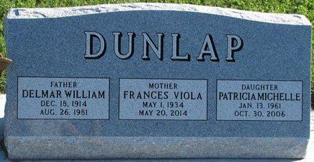 DUNLAP, PATRICIA MICHELLE - Saunders County, Nebraska   PATRICIA MICHELLE DUNLAP - Nebraska Gravestone Photos