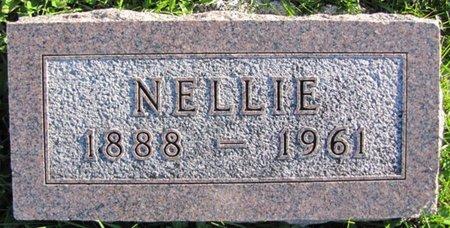FLETCHER, NELLIE - Saunders County, Nebraska | NELLIE FLETCHER - Nebraska Gravestone Photos