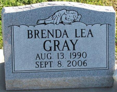 GRAY, BRENDA LEA - Saunders County, Nebraska   BRENDA LEA GRAY - Nebraska Gravestone Photos