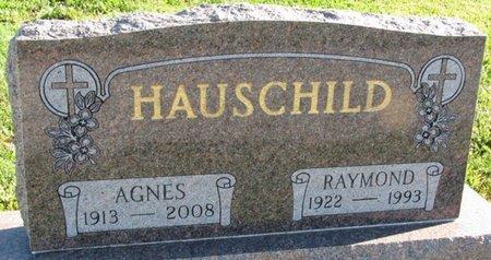 HAUSCHILD, RAYMOND LOYD - Saunders County, Nebraska   RAYMOND LOYD HAUSCHILD - Nebraska Gravestone Photos