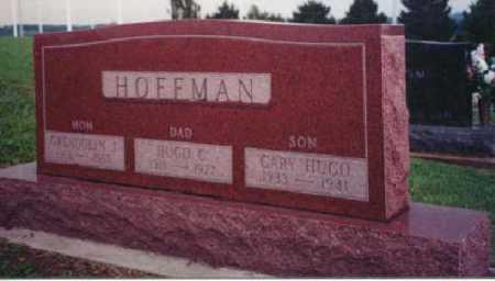 HOFFMAN, HUGO CORNELIUS - Saunders County, Nebraska | HUGO CORNELIUS HOFFMAN - Nebraska Gravestone Photos