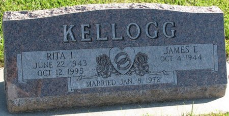 KELLOGG, JAMES E. - Saunders County, Nebraska | JAMES E. KELLOGG - Nebraska Gravestone Photos