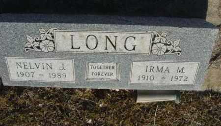 KEPHART LONG, IRMA M. - Saunders County, Nebraska | IRMA M. KEPHART LONG - Nebraska Gravestone Photos