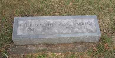 MOFFITT, HATTIE - Saunders County, Nebraska | HATTIE MOFFITT - Nebraska Gravestone Photos