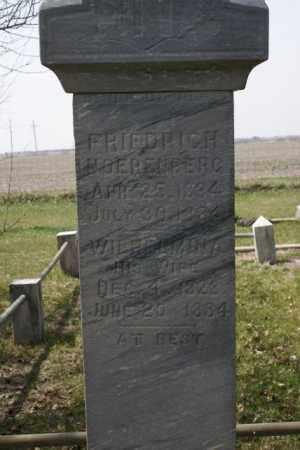 NOERENBERG, FRIEDRICH - Saunders County, Nebraska   FRIEDRICH NOERENBERG - Nebraska Gravestone Photos
