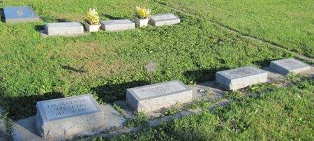 VANCE, FAMILY PLOT - Saunders County, Nebraska | FAMILY PLOT VANCE - Nebraska Gravestone Photos