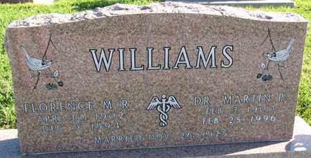 WILLIAMS, FLORENCE - Saunders County, Nebraska | FLORENCE WILLIAMS - Nebraska Gravestone Photos