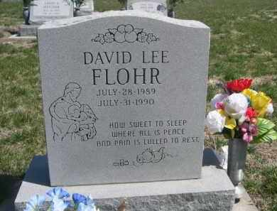 FLOHR, DAVID LEE - Scotts Bluff County, Nebraska | DAVID LEE FLOHR - Nebraska Gravestone Photos