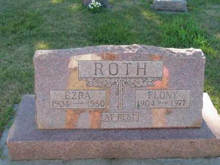 ROTH, FLONY - Seward County, Nebraska | FLONY ROTH - Nebraska Gravestone Photos