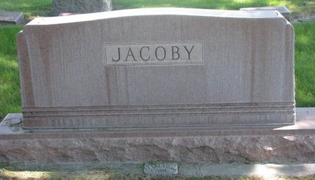 JACOBY, *FAMILY MONUMENT - Sheridan County, Nebraska | *FAMILY MONUMENT JACOBY - Nebraska Gravestone Photos