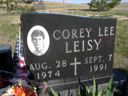 LEISY, COREY LEE - Sheridan County, Nebraska | COREY LEE LEISY - Nebraska Gravestone Photos