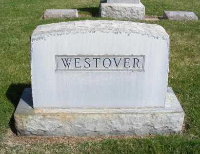 WESTOVER, FAMILY STONE - Sheridan County, Nebraska | FAMILY STONE WESTOVER - Nebraska Gravestone Photos