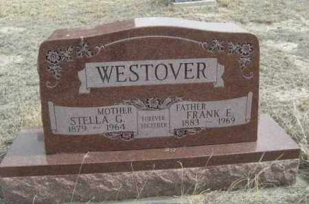WESTOVER, FRANK E. - Sheridan County, Nebraska | FRANK E. WESTOVER - Nebraska Gravestone Photos