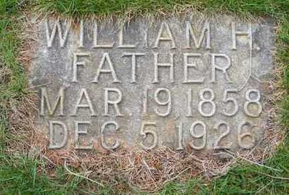 WESTOVER, WILLIAM H. - Sheridan County, Nebraska | WILLIAM H. WESTOVER - Nebraska Gravestone Photos