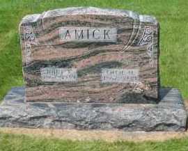 HALL AMICK, LILLIE MAE - Sherman County, Nebraska | LILLIE MAE HALL AMICK - Nebraska Gravestone Photos