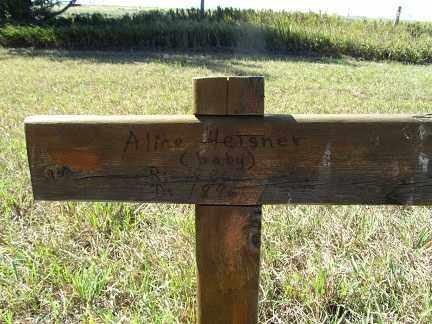 HEINER, ALICE - Sherman County, Nebraska | ALICE HEINER - Nebraska Gravestone Photos