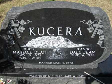 KUCERA, MICHAEL DEAN - Sherman County, Nebraska | MICHAEL DEAN KUCERA - Nebraska Gravestone Photos