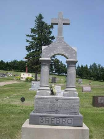 SERBO, MARRY JANNA - Sherman County, Nebraska | MARRY JANNA SERBO - Nebraska Gravestone Photos