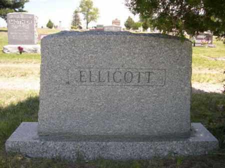 ELLICOTT, FAMILY - Sioux County, Nebraska   FAMILY ELLICOTT - Nebraska Gravestone Photos