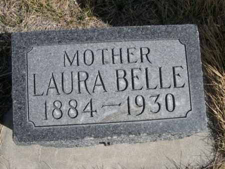 ELLICOTT, LAURA BELLE - Sioux County, Nebraska   LAURA BELLE ELLICOTT - Nebraska Gravestone Photos