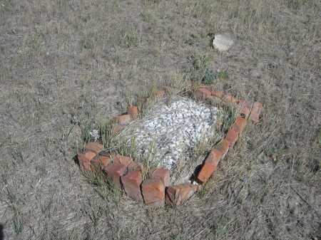 UNMARKED GRAVE, UNKNOWN - Sioux County, Nebraska | UNKNOWN UNMARKED GRAVE - Nebraska Gravestone Photos