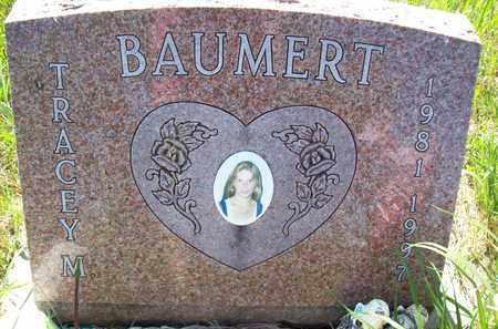 BAUMERT, TRACEY M. - Stanton County, Nebraska   TRACEY M. BAUMERT - Nebraska Gravestone Photos